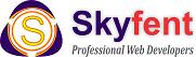 Skyfent-logo
